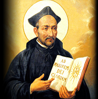 Saint- Ignatius of Loyola 3