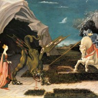 saint-george-and-the-dragon-paolo-uccello-national-gallery